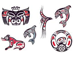 haida art turtle tattoo design photo 2 2017 real photo