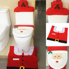 Outdoor Christmas Decorations Sale by Sale House Toilet Covers Store Shop Christmas Atmosphere