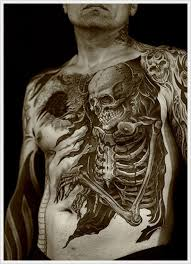 skull creative full body tattoo designs tattoo love