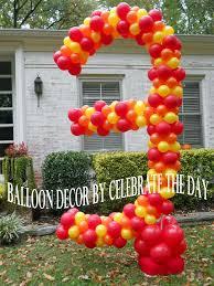 Balloon Arch Decoration Kit 177 Best Balloon Decor Images On Pinterest Balloon Decorations