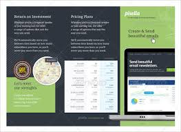 16 marketing brochure templates u2013 free sample example format