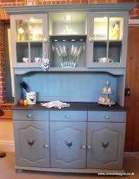 welsh kitchen dresser display cabinet revival designs
