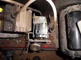 pressure switch wiring on sanborn compressor doityourself com