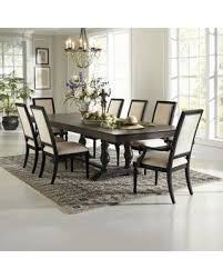 9 piece dining table set amazing deal on pulaski 9 piece montserrat dining table and st