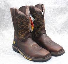 s boots justin nib s justin hybred waterproof composite safety square toe