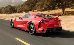 toyota sports car 2018 toyota sports car feature car and driver