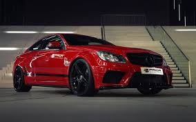 mercedes c class coupe tuning prior design mercedes c class black edition revealed