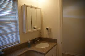 Bathroom Storage Behind Toilet Bathroom White Wooden Floating Mirror Above Toilet Cabinet Narrow