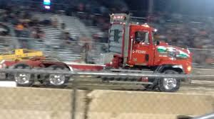 semi truck companies fehn trucking company mack carver county modified semi u0027s youtube