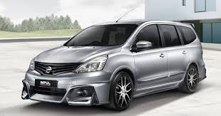 kereta vellfire terbaru nissan grand livina impul packages officially launched in malaysia