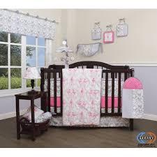 Boutique Crib Bedding Boutique Baby Flamingo Bird 13 Nursery Crib Bedding Set
