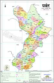 Map Of Everest Parbat Everest Map
