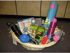 fitness gift basket fitness gift basket idea complete with sessions at a local