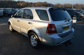 used 2007 kia sorento xs crdi 2 5 diesel manual 5 door 4x4 for