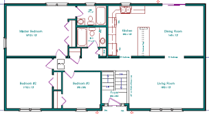 4 Bedroom Ranch House Plans With Basement Raised Ranch House Plans Bi Level House Plans Split Entry U0026 Raised