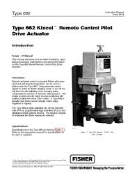662 instruction manual by rmc process controls u0026 filtration inc