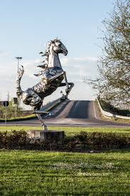 ferrari horse the u201cprancing horse u201d monument maranello