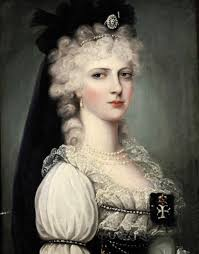 hair style of 1800 1800 grand princess alexandra pavlovna of russia archduchess of