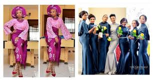 colour themes for nigerian wedding 10 nigerian wedding customs that prove these brides know how to