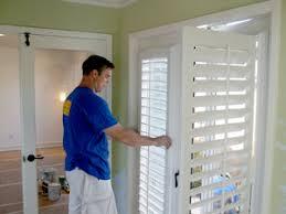 Shutters For Doors Interior Window Shutters For Doors Cleveland Shutters