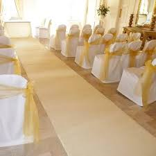 ivory aisle runner plain ivory wedding aisle carpet runner co uk