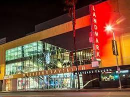 about the landmark landmark theatres
