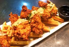 John Besh Fried Chicken by City Of Ate U0027s 100 Favorite Dishes 97 Chicken And Waffles At
