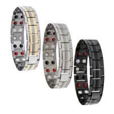 energy bracelet magnetic images Iit bio magnetic energy bracelet 4 therapy titanium bracelet jpg
