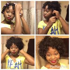 stranded rods hairstyle two strand twist with perm rods youtube