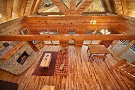 Open Floor Plan Cabins Cabin Open Floor Plans