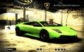 Lamborghini Murcielago Lp640 4 - need for speed most wanted lamborghini murcielago lp640 lp670 4 sv