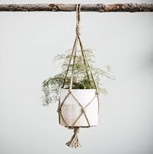 Eightmood Hanging Ceramic Planter Hanging Set Tutti Decor Ltd