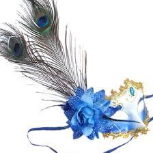 masquerade mask costumes for halloween mask women peacock feather venetian halloween ball masquerade