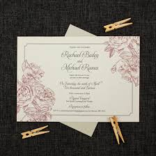 wedding invitations nz etched roses gatefold wedding invitation be my guest