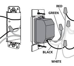 lutron single pole dimmer switch wiring diagram lutron wiring