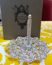 silver crystal ring holder images Olivia riegel sinclair swarovski crystal ring holder jpg