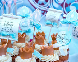 cinderella party favors awesome party favors cinderella carriage cupcake toppers