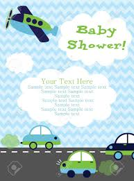 Baby Welcome Invitation Cards Templates Baby Shower Stock Photos Royalty Free Baby Shower Images And Pictures
