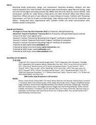 Resume Engineering Examples by Resume Samples 2017 Full Name Street Address City State Zip Code