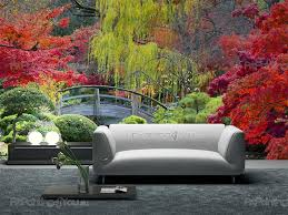 japanese garden wall murals posters mcp1185en japanese garden wall murals nature landscape posters