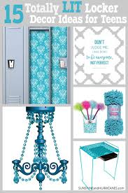 Magnetic Locker Wallpaper by 15 Lit Locker Decor Ideas For Teens Have The Sickest Locker At