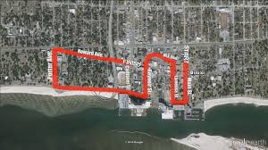 Rose Parade Route Map by Biloxi Preps Downtown For Fat Tuesday Festivities Wlox Com The
