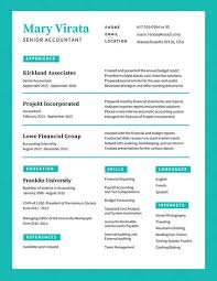 Where To Put Languages On Resume Simple Resume Templates Canva