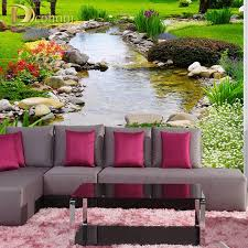 3d Wallpaper For Living Room by Online Buy Wholesale Natural Grass Wallpaper From China Natural
