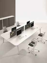 bureau partagé dans la gamme atreo voici le bureau partagé pour 4 personnes