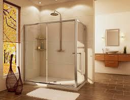 sliding shower screen corner kona k93z alumax bath enclosures
