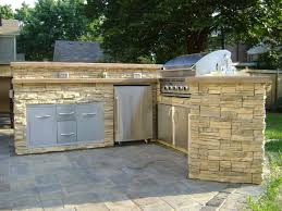 Building Outdoor Kitchen With Metal Studs - cabinet how to build outdoor kitchen island cheap outdoor
