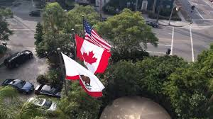 California State Flag Meaning Us Canada California Flags Flying Four Seasons Beverly Hills