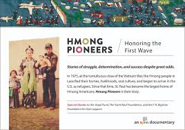 Hmong Map Hmong Pioneers Honoring The First Wave A Documentary Film