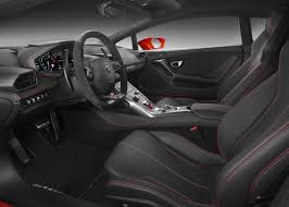 inside lamborghini lamborghini u0027s huracán supercar just got meaner lighter and
